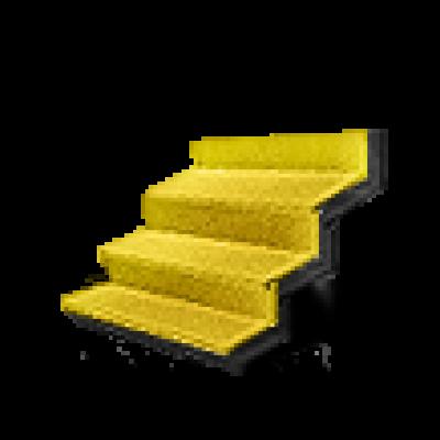 Мягкое покрытие для ступеней и лестниц
